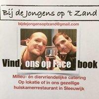 Bij De Jongens Op 'T Zand.