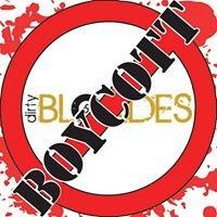 Boycott Dirty Blondes' - Blondies Sports Bar, Fort Lauderdale