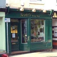 Scott's Wine Bar - Quorn