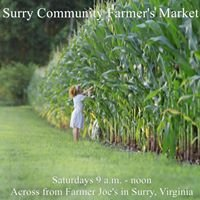 Surry Community Farmer's Market