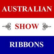 Australian Show Ribbons