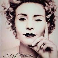 Art of Beauty Miriam Cavallin
