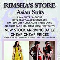 Rimsha's Store