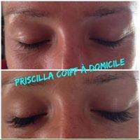 Priscilla coiffeuse a domicile