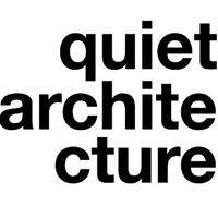 Quiet architecture