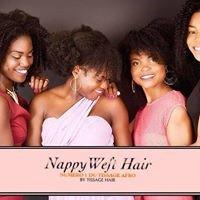 Nappy Weft Hair - TissageHair
