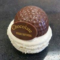 Chocolate Macarons Canada