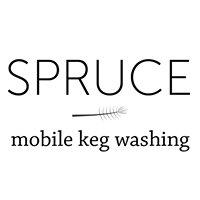 Spruce Mobile Keg Washing