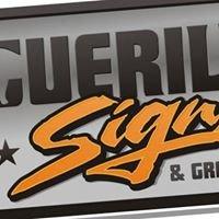 Guerilla Signs