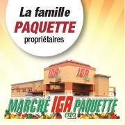 IGA Extra Marché Paquette