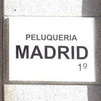 Peluquería Madrid - A Coruña