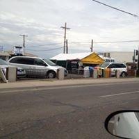 Taco truck La frontera #2