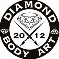 Diamond Body Art