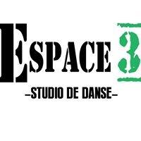 Studio de danse Espace3