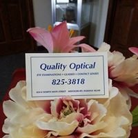 Quality Optical-Middlebury