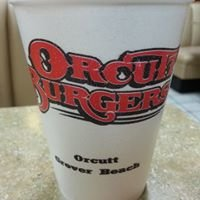 Orcutt Burger.