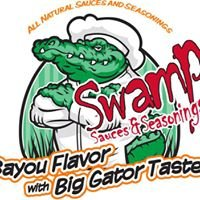 Boudreaux's Swamp Sauces and Seasonings