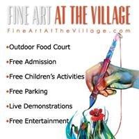 Fine Art at the Village