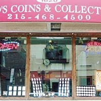 Capo's Coin Shop