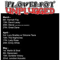 Flowerpot Unplugged