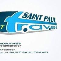 Saint Paul travel مار بولس للرحلات