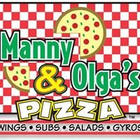 Manny & Olga's Pizza - Petworth