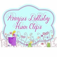 Annyas lullaby hair clips