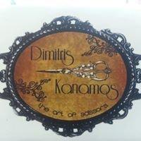 Dimitris Kanamos the art of scissors