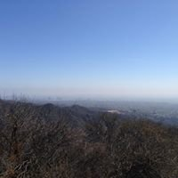 Temescal Canyon hiking trail, Santa Monica