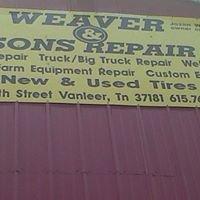 Weaver And Sons Repair