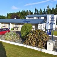 Aden Motel - Te Anau, Fiordland, New Zealand