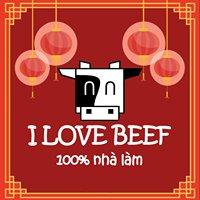 I love beef - Thịt bò khô nhà làm