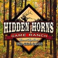 Hidden Horns Game Ranch