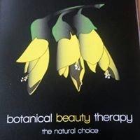Botanical Beauty Therapy