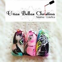 Uñas Bellas Christina - Henna Tatto