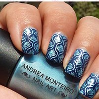 Andrea Monteiro Nail Art - Divina Unha