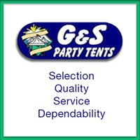 G & S  Party Tent Rental