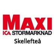 Maxi ICA Stormarknad Skellefteå