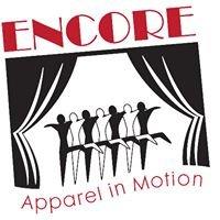 Encore Apparel in Motion