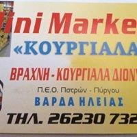 Μινι μαρκετ κουργιαλα