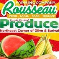 Rousseau Farmers Market