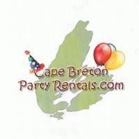 Cape Breton Party Rentals