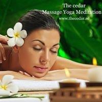 The Cedar-Yoga, Massage & Meditation