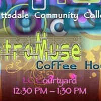 Retro Muse Coffee House at Scottsdale Community College