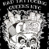 R&D Tattooing