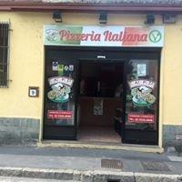 Crazy pizza Cornaredo - pizzeria italiana e vegana da asporto a domicilio