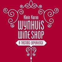 Klein Karoo Wynhuis / Wine Shop
