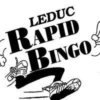 Leduc Rapid Bingo