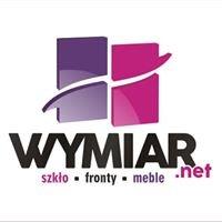Wymiar.net  - Producent szkła, frontów aluminiowych i mebli, szklarz