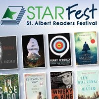 STARFest > St. Albert Readers Festival